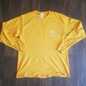 Pawz Gold Sunflower Shirt